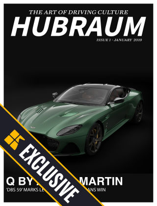 HUBRAUM Readly Exclusive 01/2019