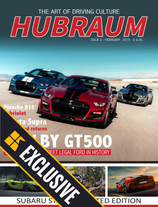 HUBRAUM Readly Exclusive 02/2019