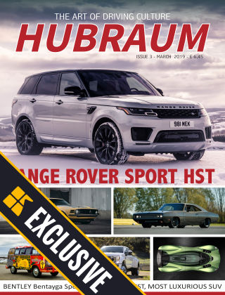 HUBRAUM Readly Exclusive 03/2019
