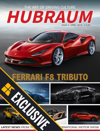 HUBRAUM Readly Exclusive 04/2019