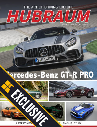 HUBRAUM Readly Exclusive 05/2019