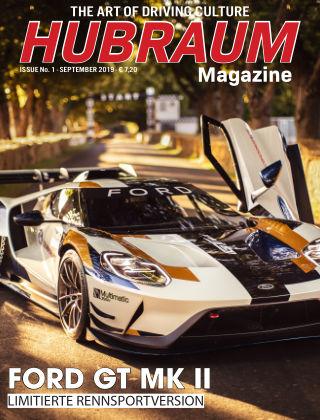 HUBRAUM Magazine - DE 01/2019