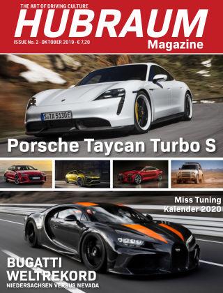 HUBRAUM Magazine - DE 02/2019