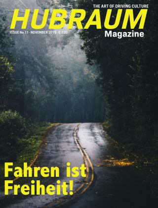 HUBRAUM Magazine - DE 11/2019