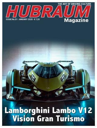 HUBRAUM Magazine - DE Ausgabe 01/2020