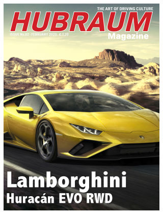 HUBRAUM Magazine - DE 02/2020