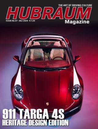 HUBRAUM Magazine - DE 07/2020