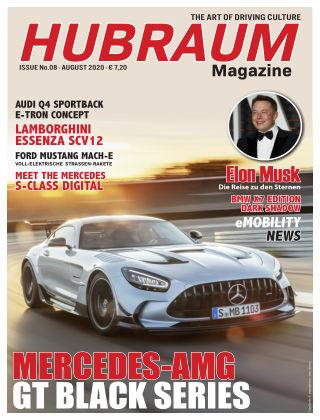 HUBRAUM Magazine - DE 08/2020