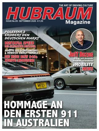 HUBRAUM Magazine - DE 09/2020