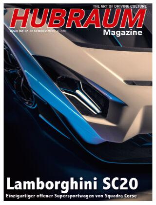 HUBRAUM Magazine - DE 12/2020
