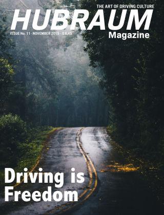 HUBRAUM Magazine - EN 11/19