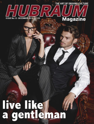 HUBRAUM Magazine - EN 12/2019