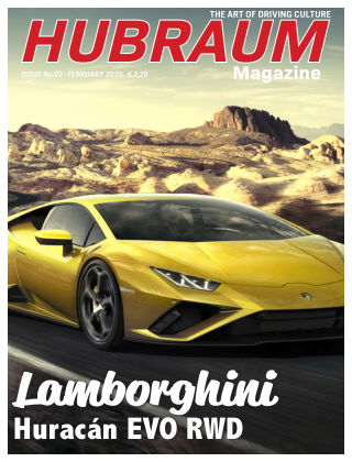 HUBRAUM Magazine - EN 02/2020