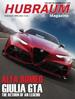HUBRAUM Magazine - EN 04/2020