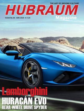 HUBRAUM Magazine - EN 06/2020