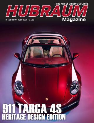 HUBRAUM Magazine - EN 07/2020