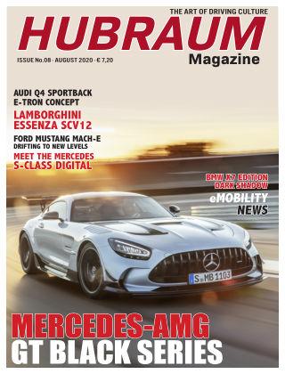HUBRAUM Magazine - EN 08/2020