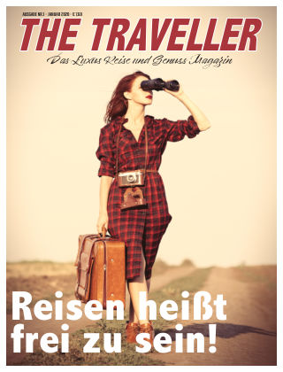 THE TRAVELLER MAGAZIN 01/2020