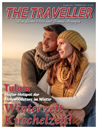 THE TRAVELLER MAGAZIN 02/2020