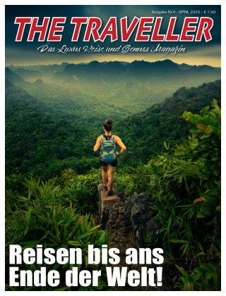 THE TRAVELLER MAGAZIN 04/2020