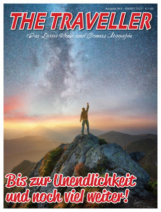 THE TRAVELLER MAGAZIN 08/2020