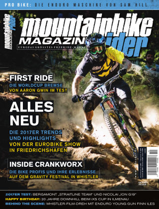 Mountainbike Rider Magazine 10/2016