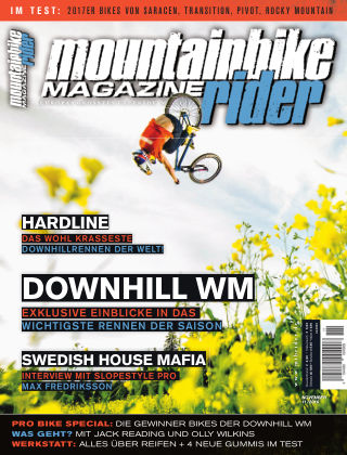 Mountainbike Rider Magazine 11/2016