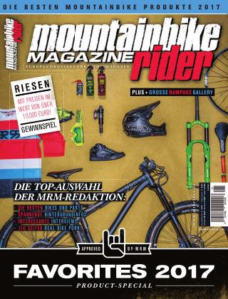 Mountainbike Rider Magazine 12/2016