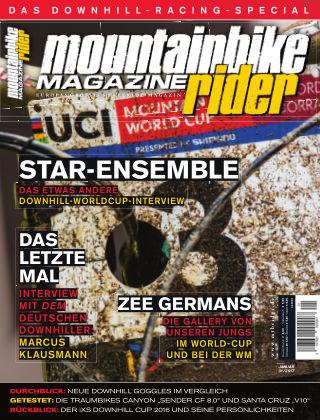 Mountainbike Rider Magazine 01/2017