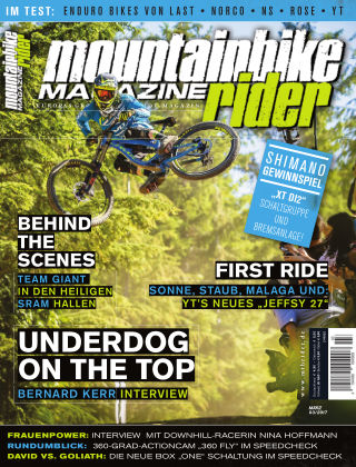 Mountainbike Rider Magazine 03/2017