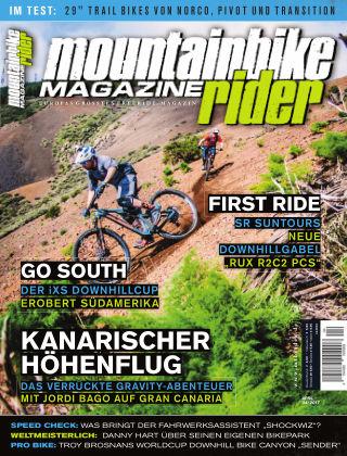 Mountainbike Rider Magazine 04/2017