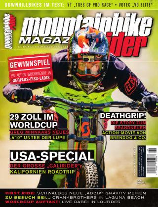 Mountainbike Rider Magazine 06/2017