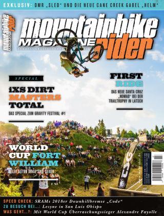 Mountainbike Rider Magazine 07/2017