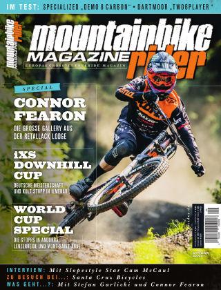 Mountainbike Rider Magazine 09/2017