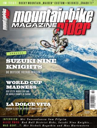 Mountainbike Rider Magazine 10/2017