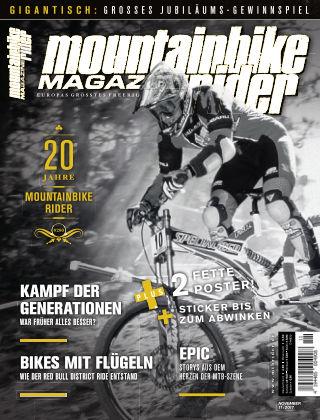Mountainbike Rider Magazine 11/2017