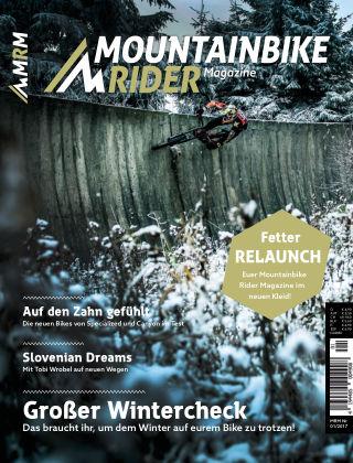 Mountainbike Rider Magazine 01-2018