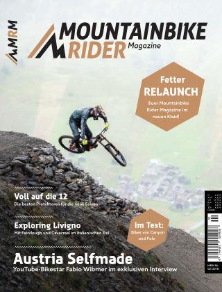 Mountainbike Rider Magazine 02/2018