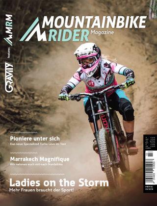 Mountainbike Rider Magazine 03/2018