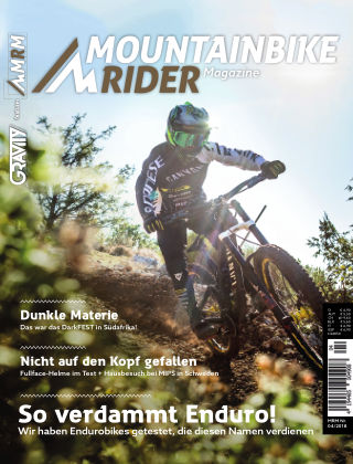 Mountainbike Rider Magazine 2018-03-20