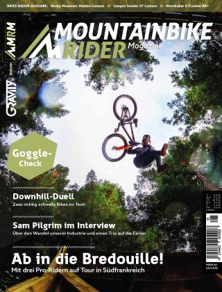 Mountainbike Rider Magazine 05/2018