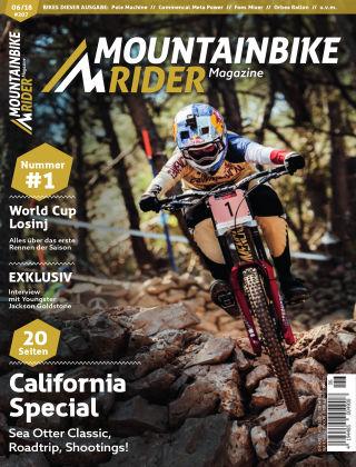 Mountainbike Rider Magazine 06/2018