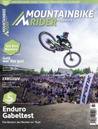 Mountainbike Rider Magazine 07/2018