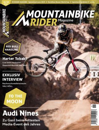 Mountainbike Rider Magazine 11/2018