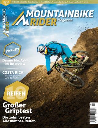 Mountainbike Rider Magazine 01/2019