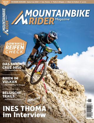 Mountainbike Rider Magazine 02/2019