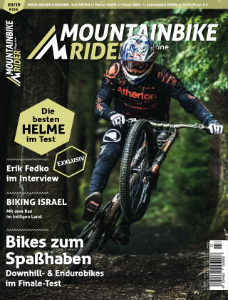 Mountainbike Rider Magazine 03/2019