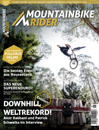 Mountainbike Rider Magazine 05/2019