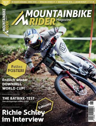 Mountainbike Rider Magazine 06/2019