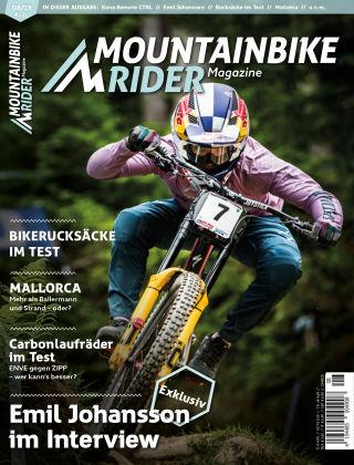 Mountainbike Rider Magazine 08/2019